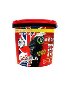 Gorilla Wipes® Bucket of 250
