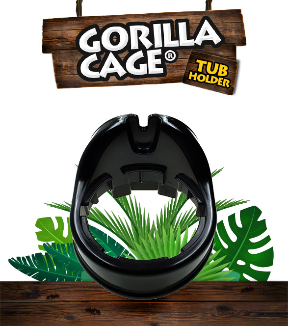 Gorilla Wipes® Cage Holder